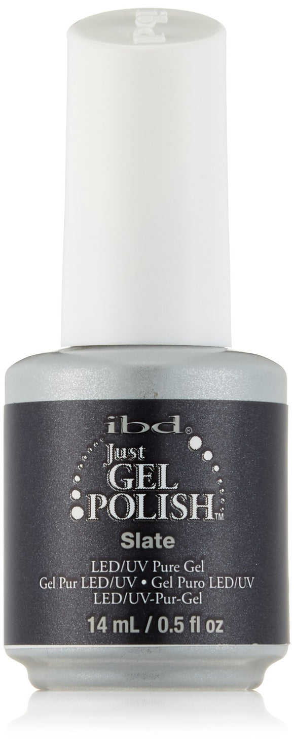 IBD Just Gel Polish - 0.5 oz (Slate  - IBD56508)