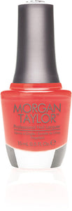 Morgan Taylor Professional Nail Lacquer  - 15 mL (Sweet Escape  - MT50026)