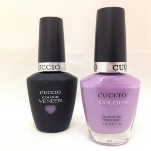Cuccio Matchmakers - Duo (Peace and Love Purple - CU6138)