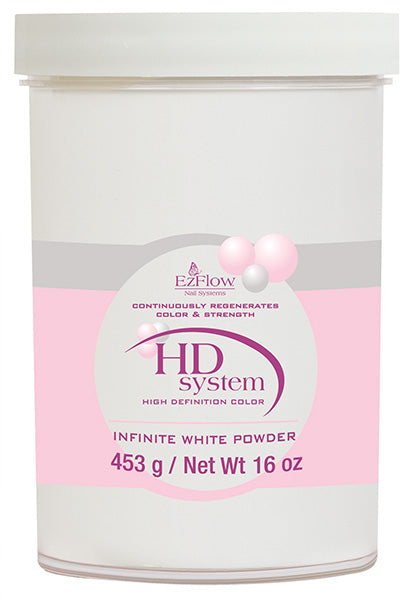 HD System - 16 Oz (Infinite White - EZ58113)