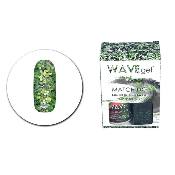 Wave Gel Matching Duo (Monster Mike - WG133)