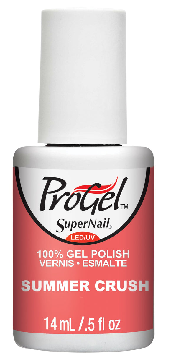 SuperNail ProGel - 0.5 Oz (Summer Crush - SN80142)