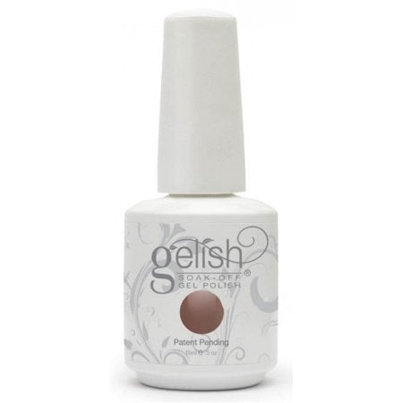 Gelish Soak-Off Gel (O) - 15 mL (After Party Espresso - GL01541, 15 mL)