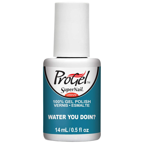 SuperNail ProGel - 0.5 Oz (Water You Doin? - SN81969)