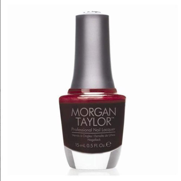 Morgan Taylor Professional Nail Lacquer  - 15 mL (From Paris With Love  - MT50035)