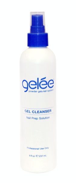 LeChat Gelee Nail Prep Solution - 8 Oz