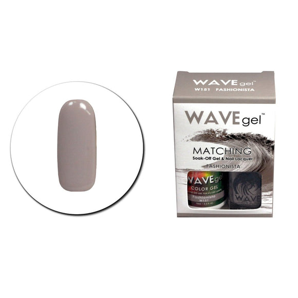 Wave Gel Matching Duo (Fashionista - W151)