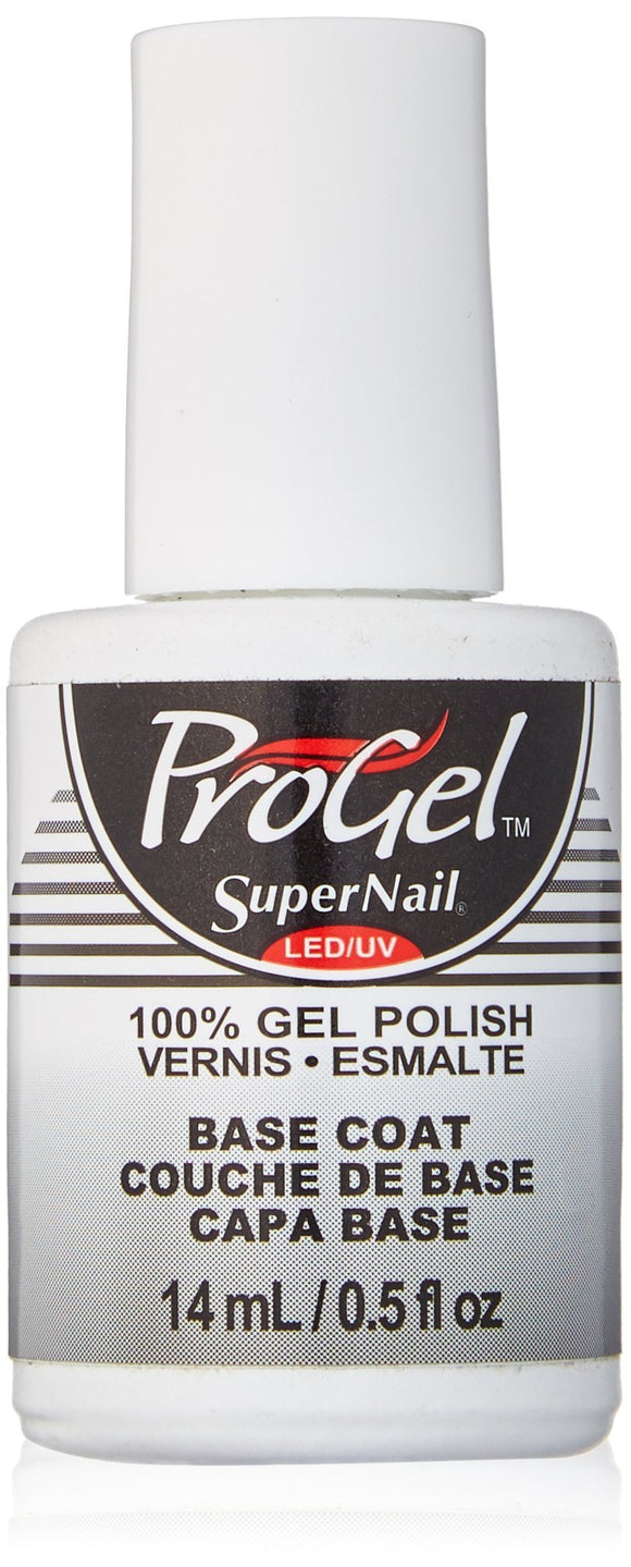 SuperNail ProGel - 0.5 Oz (Base Coat - SN80304)