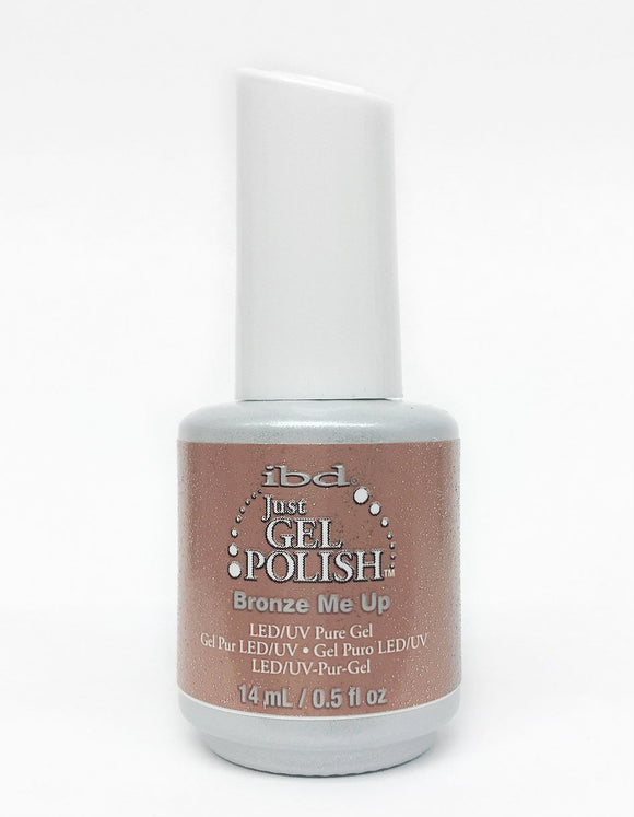 IBD Just Gel Polish - 0.5 oz (Bronze Me Up - IBD65413)