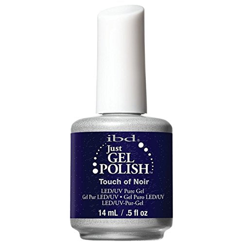IBD Just Gel Polish - 0.5 oz (Touch Of Noir  - IBD56684)