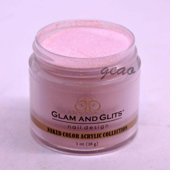 Glam And Glits Naked Acrylic Powder - 1 Oz (Porcelain Pearl - NCA407)