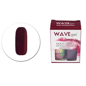 Wave Gel Matching Duo (Supernatural - W202)