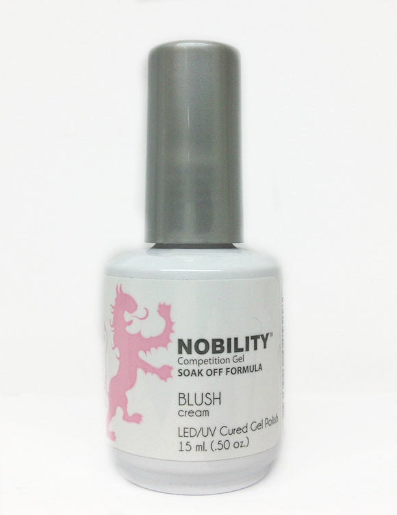 LeChat Nobility Gel Polish - 15 mL (Blush - NBGP101)