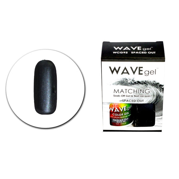 Wave Gel Matching Duo (Spaced Out - WCG92)