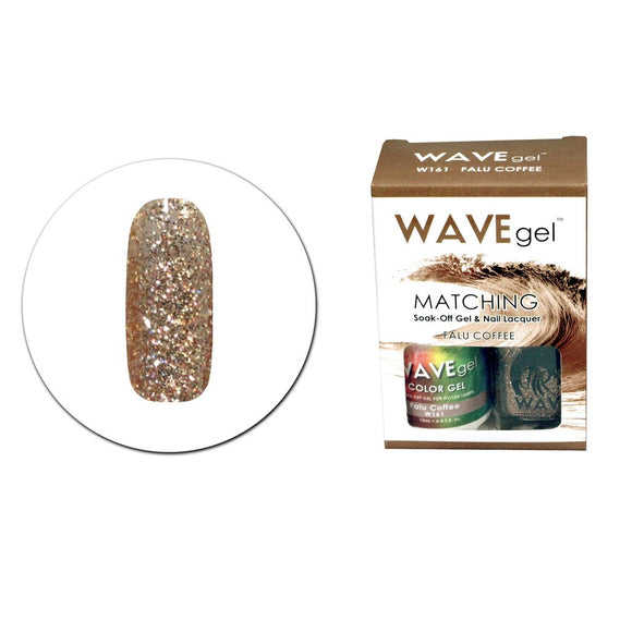 Wave Gel Matching Duo (Falu Coffee - W161)