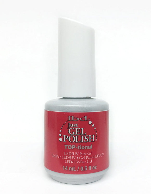 IBD Just Gel Polish - 0.5 oz (Top-Tional - IBD65415)
