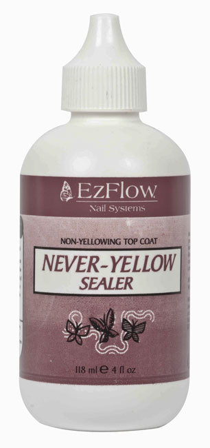 Never Yellow Sealer  - 4 Oz (Sealer - EZ66125)