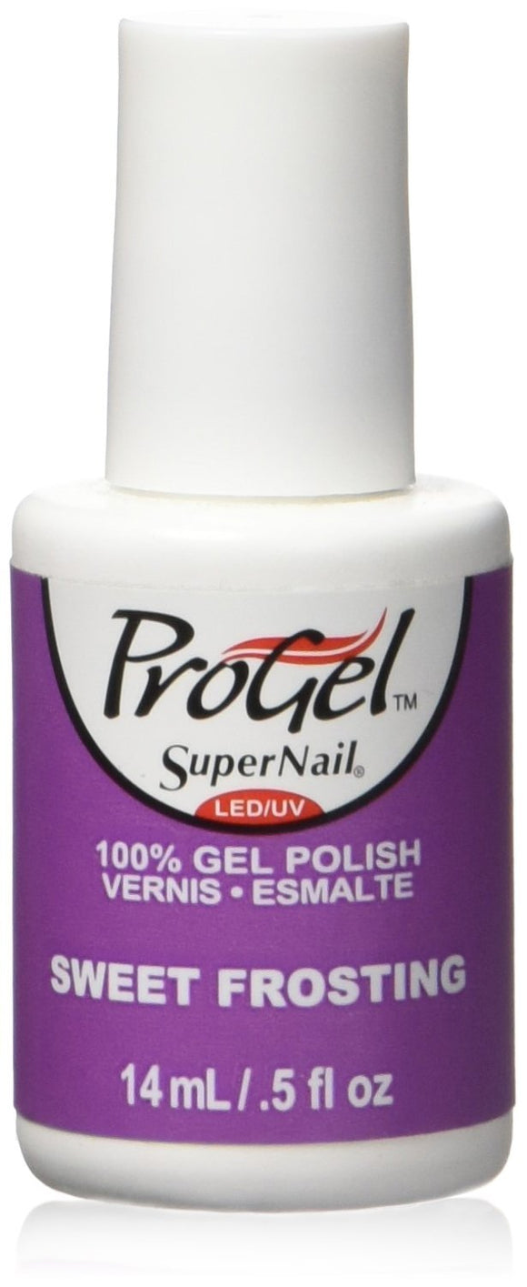 SuperNail ProGel - 0.5 Oz (Sweet Frosting - SN81449)