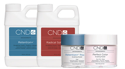 CND Enhancements Liquid Powder System (Kit - CND03256)