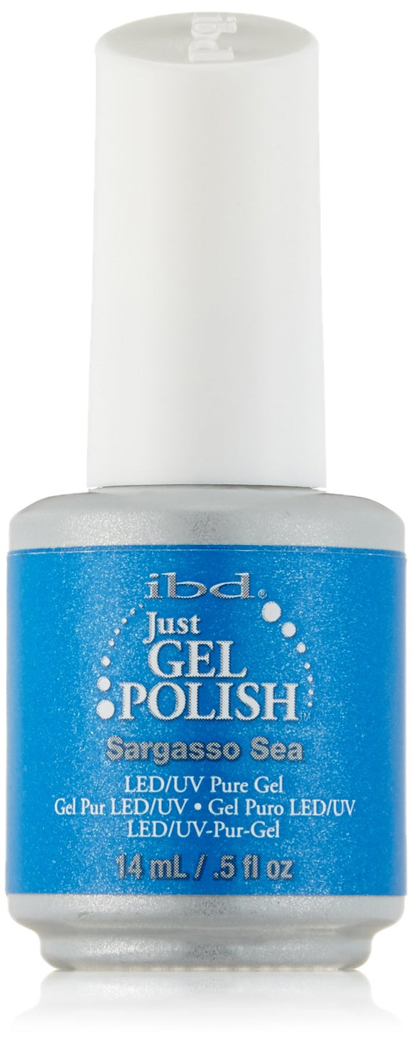IBD Just Gel Polish - 0.5 oz (Sargasso Sea  - IBD56598)