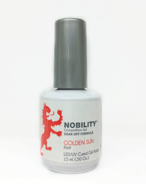 LeChat Nobility Gel Polish - 15 mL (Golden Sun - NBGP44)