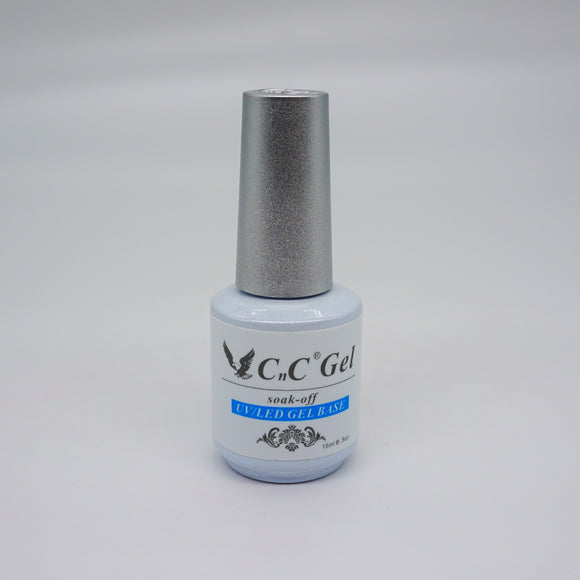 CnC Gel UV/LED Gel Base - 15 ml (Base - CNCGB)