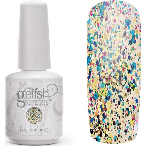 Gelish Soak-Off Gel (O) - 15 mL (I'll Make It Fit - GL01061, 0.5 Oz)