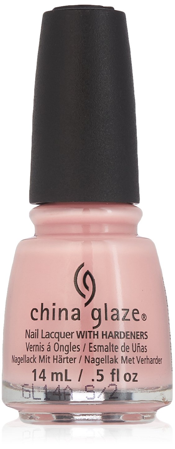 China Glaze Lacquer - 14 mL (Diva Bride - CG70286)