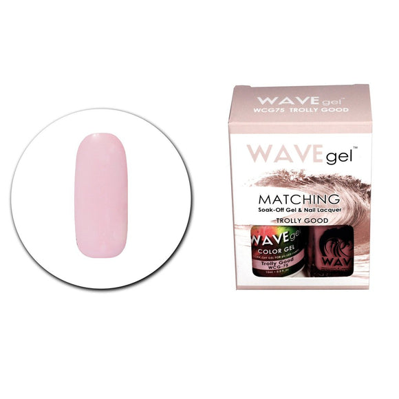 Wave Gel Matching Duo (Trolly Good - WCG75)