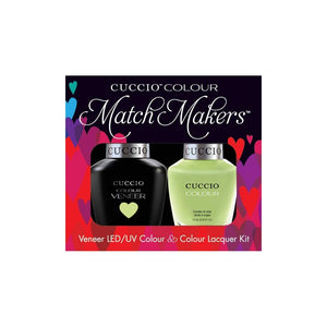 Cuccio Matchmakers - Duo (In the Key of Lime - CU6103)