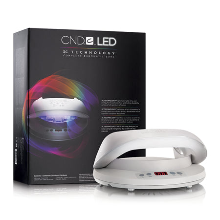 CND LED Complete Chromatic Cure (White - CND9200)