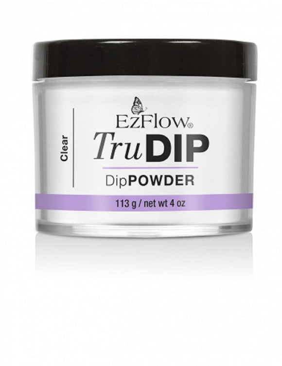 Ez Flow TruDIP Powder - 4 Oz (Clear Powder - EZFTD66810)