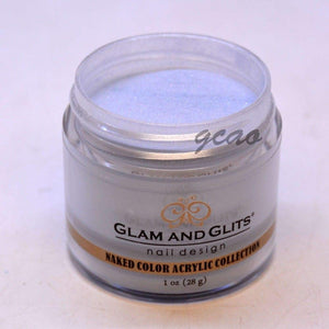 Glam And Glits Naked Acrylic Powder - 1 Oz (Gray Gray - NCA437)