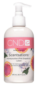 CND Hand & Body Scentsations  (Honeysuckle & Pink Grapefruit - CND14336)