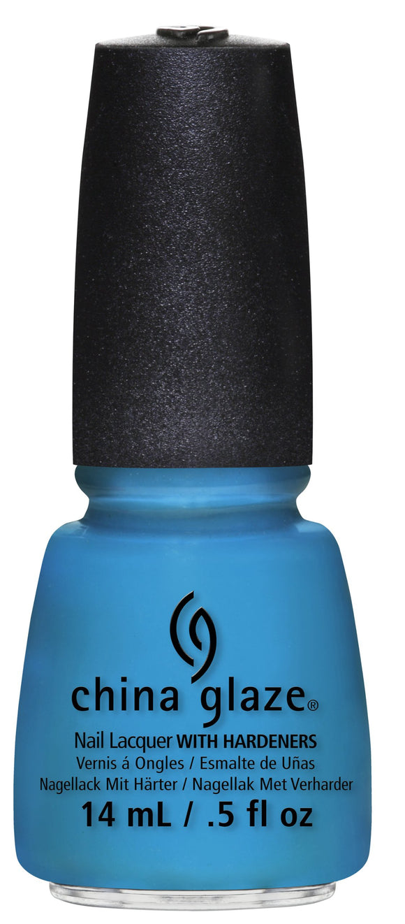 China Glaze Lacquer - 14 mL (Isle See You Later  - CG81325)