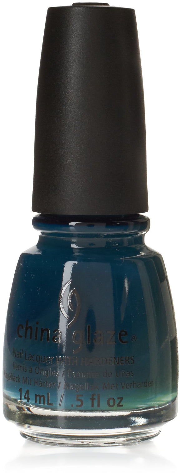 China Glaze Lacquer - 14 mL (Well Trained  - CG81859)