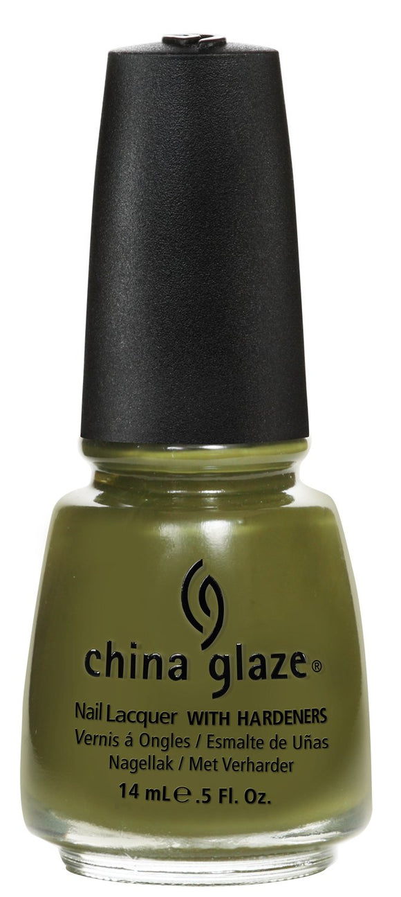 China Glaze Lacquer - 14 mL (Westside Warrior  - CG81075)