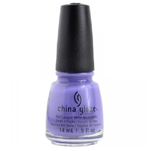 China Glaze Lacquer - 14 mL (What a Pansy - CG81764)