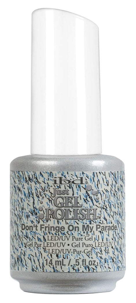 IBD Just Gel Polish - 0.5 oz (Don'T Fringe On My Parade - IBD56904)
