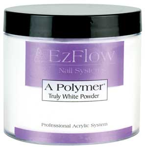 A Polymer Powder - 4 Oz (Truly White - EZ66057)