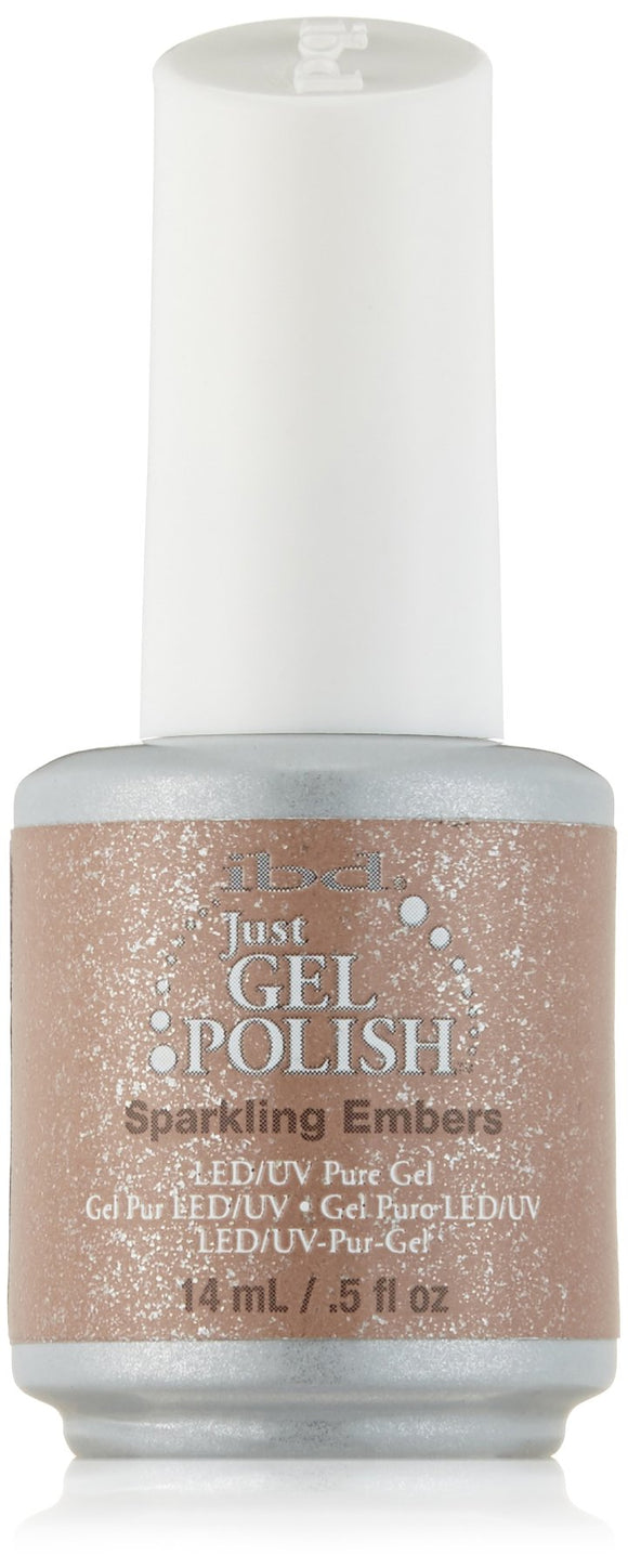 IBD Just Gel Polish - 0.5 oz (Sparkling Embers  - IBD56579)