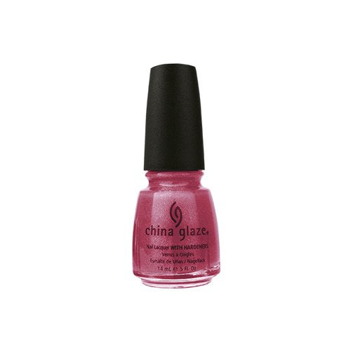 China Glaze Lacquer - 14 mL (Strawberry Fields - CG80224)