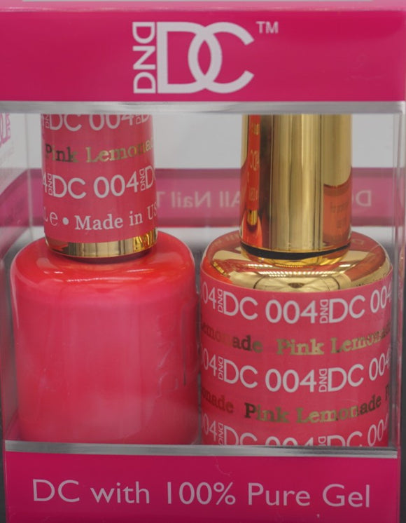 DND DC collection-004 Pink Lemonade- 18mL