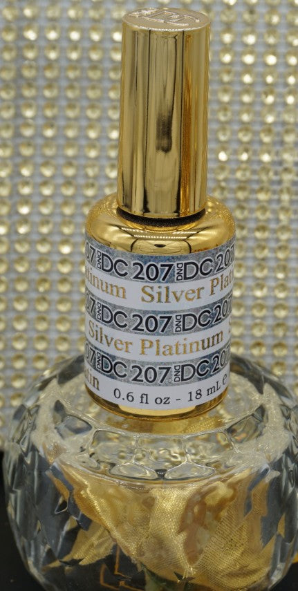 DC Platinum Collection- 207 Silver