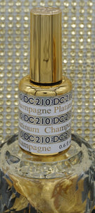 DC Platinum Collection- 210 Champagne