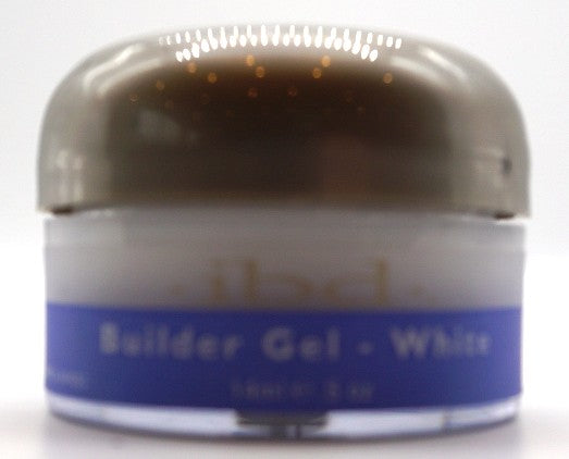 IBD- Builder Gel- White- 0.5 oz