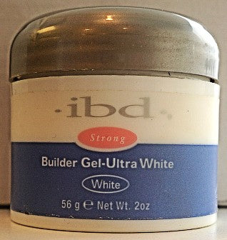 IBD- Builder Gel- 2 oz- Ultra White