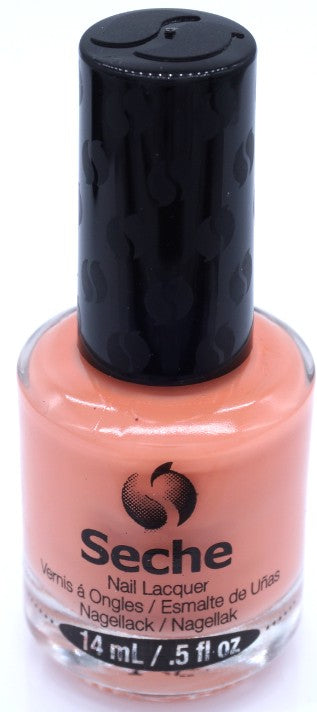 Seche Nail Lacquer-Effortlesssly Styled-14mL