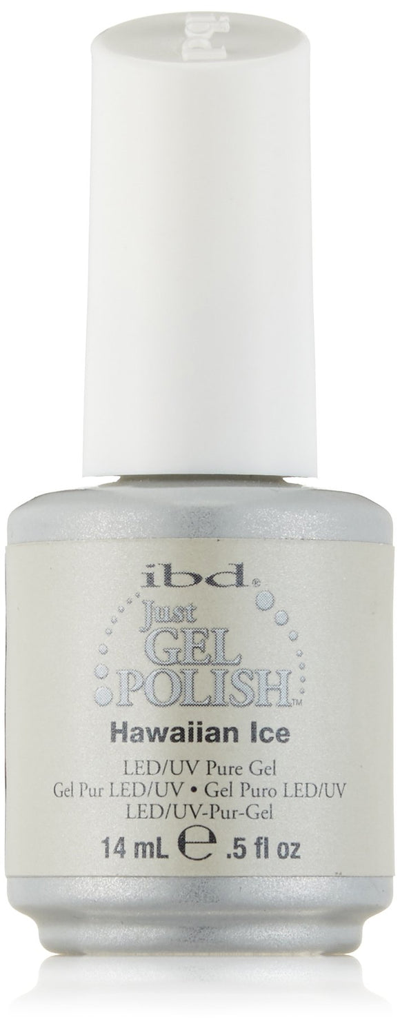 IBD Just Gel Polish - 0.5 oz (Hawaiian Ice  - IBD56543)