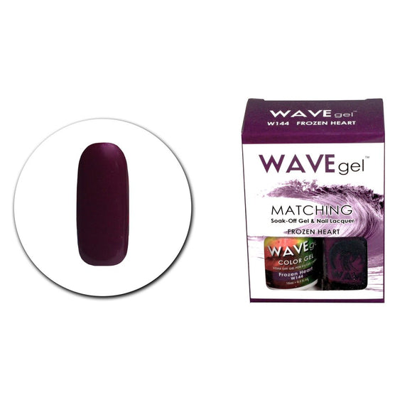Wave Gel Matching Duo (Frozen Heart - W144)